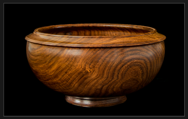 Rosewood Bowl One