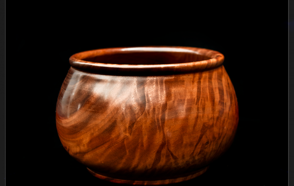 Red Eucalyptus Bowl 1